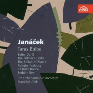 Taras Bulba/Orchesterstücke
