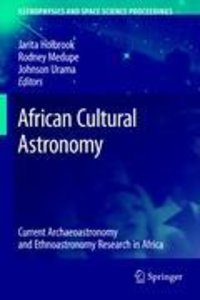African Cultural Astronomy