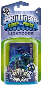 Skylanders Swap Force - GRIM CREEPER (Single Character) Light Co