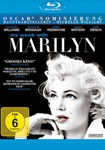 My week with Marilyn-Blu-ray Disc