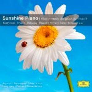 Sunshine Piano-Klaviermusik Die Glücklich Macht