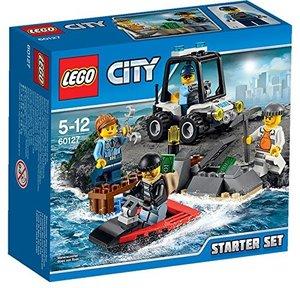 LEGO® City 60127 - Gefängnisinsel - Polizei Starter - Set