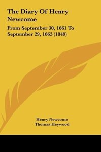 The Diary Of Henry Newcome