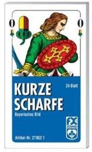 Kurze Scharfe. FXS Traditionelle Spielkarten