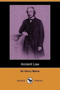 Ancient Law (Dodo Press)