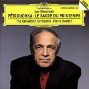 Petruschka/Sacre Du Printemps