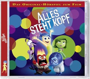Disney- Pixar. Alles steht Kopf