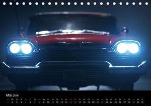 Lütte Träume Teil 1 Autos (Tischkalender 2016 DIN A5 quer)