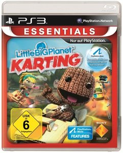 Little Big Planet Karting (Essentials)
