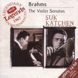Sämtliche Violinsonaten 1-3 (GA)