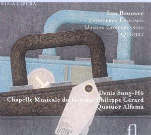 Concerto Elegiaco/Danzas Concertantes/Qu