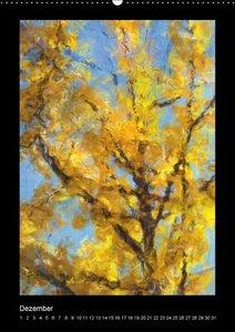 Painting Artwork (Wandkalender immerwährend DIN A2 hoch)