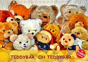 TEDDYBÄR, OH TEDDYBÄR...