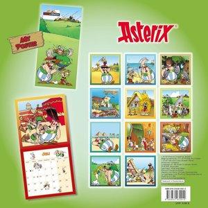 Asterix & Obelix - Friendz Wandkalender 2016
