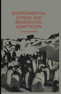 Environmental Stress and Behavioural Adaptation