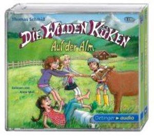 Die Wilden Küken - Auf der Alm (3 CD)