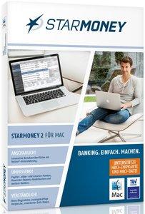 Star Finanz StarMoney 2 für Mac (Banking - Finanzplanung - Haush