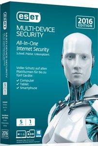 ESET Multi Device Security 2016 5 User. Für Windows Vista/7/8/8.