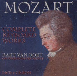 Mozart: Complete Pianoforte Works