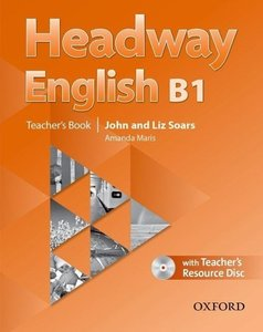 Headway English: B1 Teacher's Book Pack (DE/AT), with CD-ROM