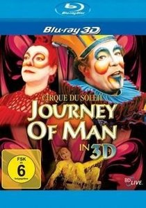 Cirque du Soleil - Journey of man 3D