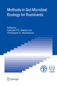 Methods in Gut Microbial Ecology for Ruminants