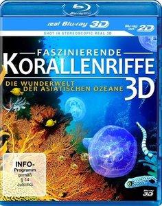 Faszinierende Korallenriffe in REAL 3D/Blu-ray