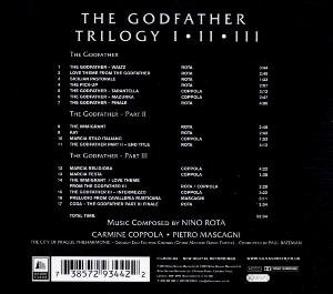 The Godfather-Trilogy 30th Anniversary