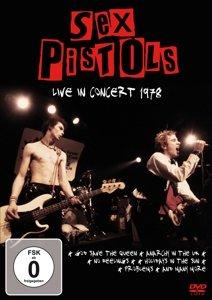 Sex Pistols-Live In Concert 1978