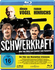 Schwerkraft (Blu-ray)