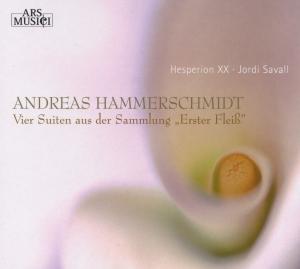 """Hammerschmidt: Vier Suiten Aus """"Erster Fleiss"""""""
