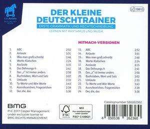 Der Kleine Deutschtrainer