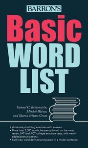 Basic Word List