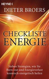 Broers, D: Checkliste Energie