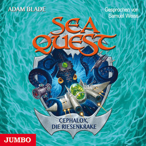 Sea Quest. Cephalox, die Riesenkrake