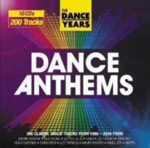 Various: Dance Years-Dance Anthems