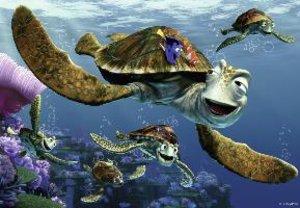 Ravensburger 09044 - Disney Findet Nemo: Nemos Abenteuer, 2 x 24