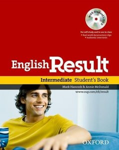 English Result. Intermediate. Student's Book with DVD-ROM