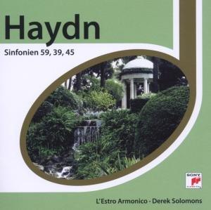 Esprit/Sinfonien 45/59/39