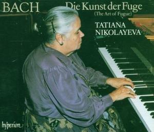 Kunst Der Fuge F.Klavier