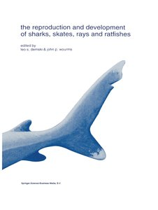 The reproduction and development of sharks, skates, rays and rat