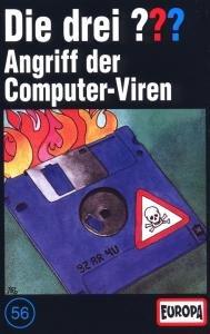 Die drei ??? 056. Angriff der Computer-Viren (drei Fragezeichen)