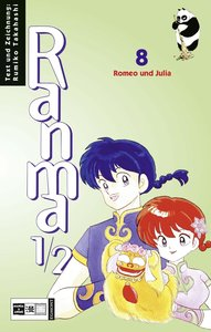 Ranma 1/2 Bd. 08. Romeo und Julia