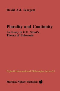 Plurality and Continuity