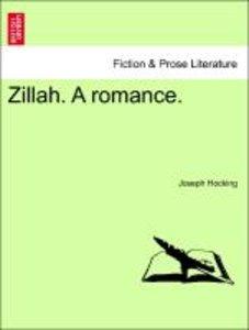 Zillah. A romance. Third Edition