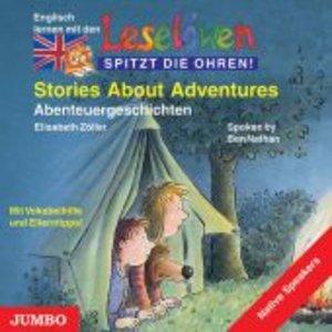 Leselöwen: Stories About Adventures