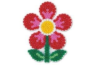 Hama Perlen 299 - Stiftplatte Blume