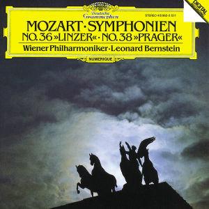 Sinfonien 36+38