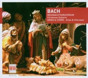 Weihnachtsoratorium BWV 248-Arien Und Chöre