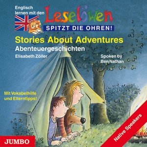 Leselöwen: Stories About Adventures